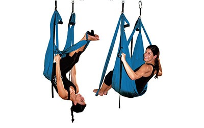 Best Yoga Swings and Trapeze Aerial Equipment
